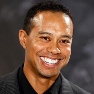 [Image of Tiger Woods]
