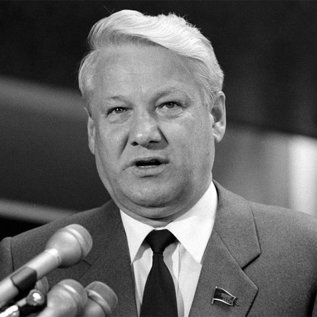 [Image of Boris Yeltsin]