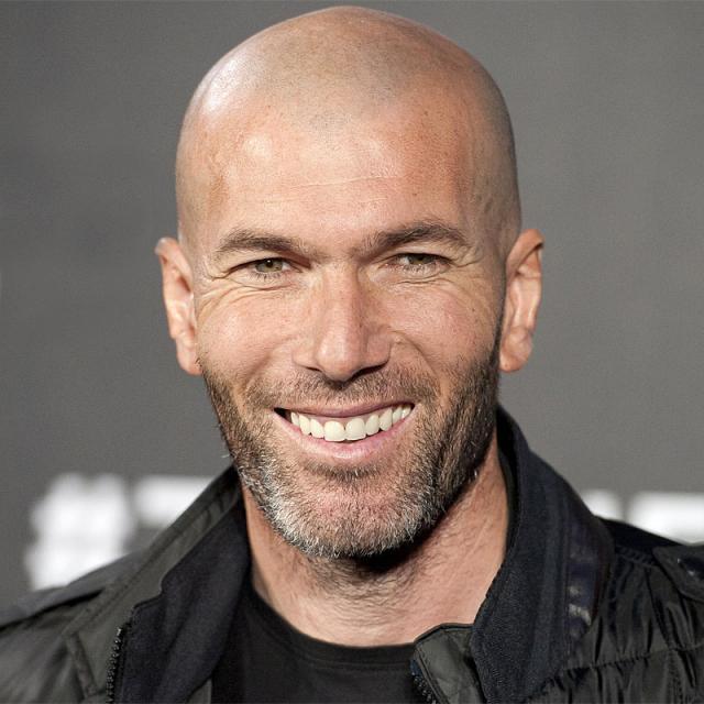 [Image of Zinedine Zidane]